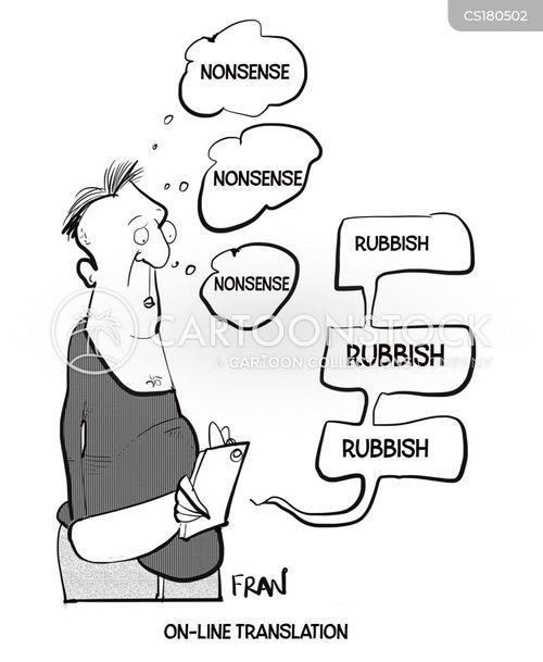on-line cartoon