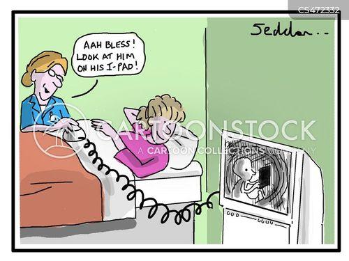 sonograms cartoon