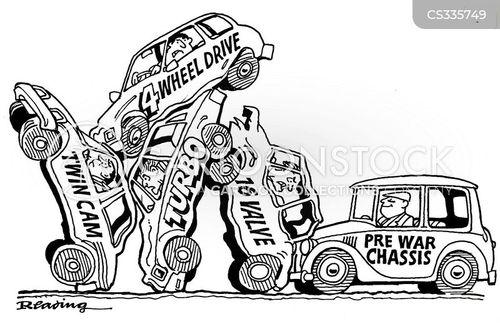 valves cartoon