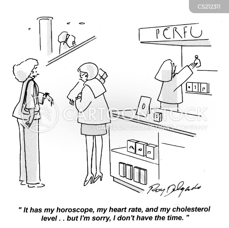 heart rate cartoon