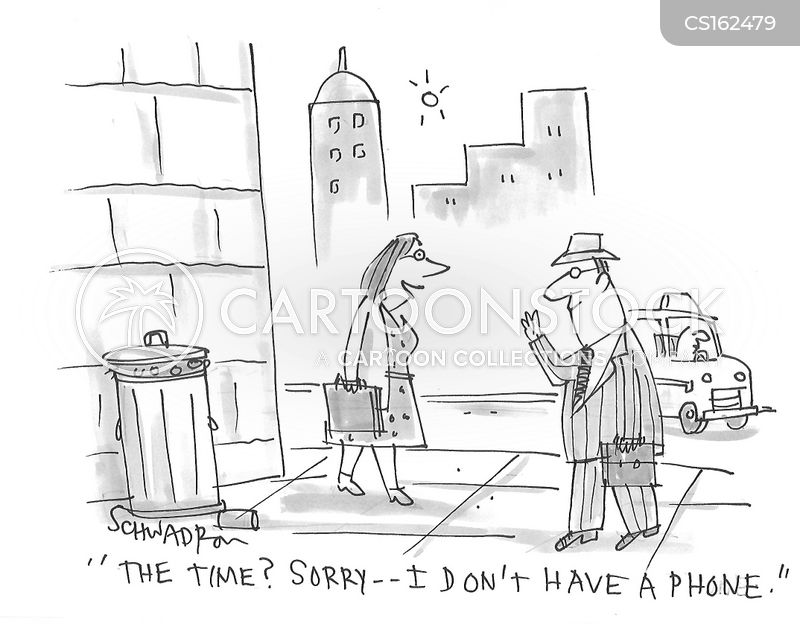 wearable tech cartoon