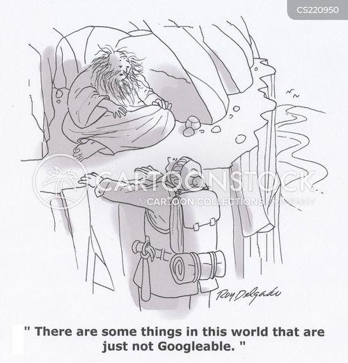 mediates cartoon