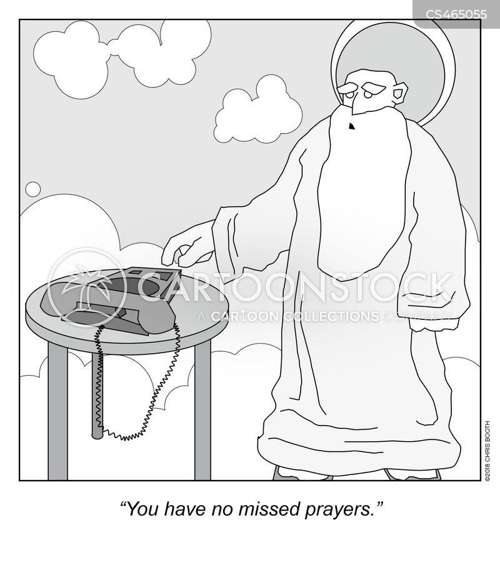 missed calls cartoon