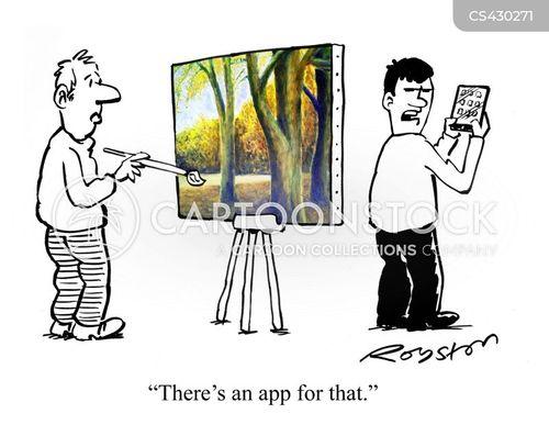 artistic taste cartoon