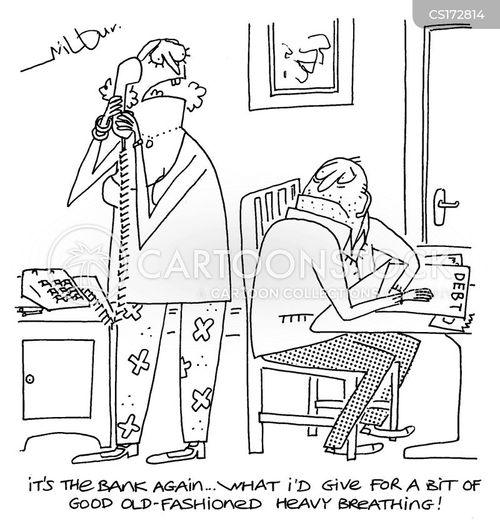 telephone calls cartoon