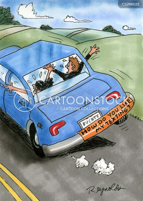 bumpers cartoon