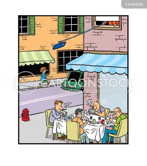 card-game cartoon