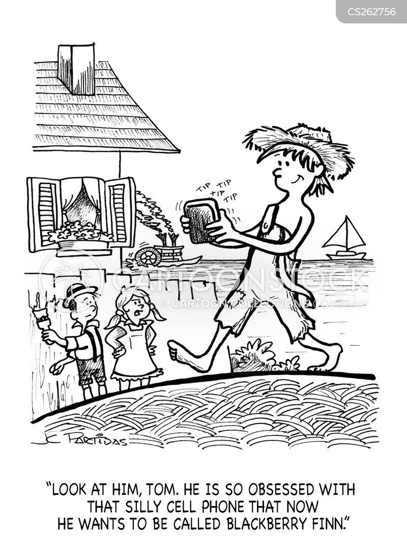 tom sawyer cartoon
