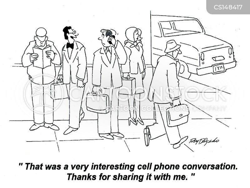 eavesdrop cartoon