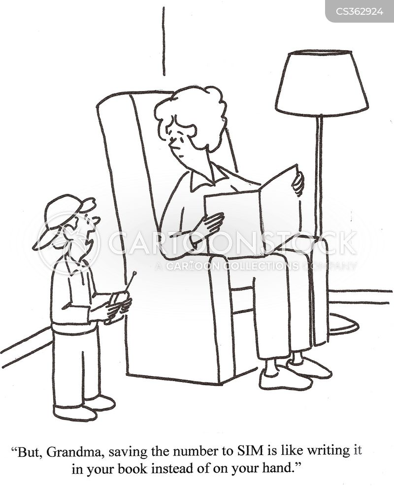 address books cartoons and comics funny pictures from cartoonstock