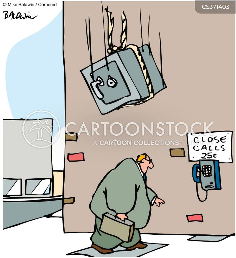 public phones cartoon
