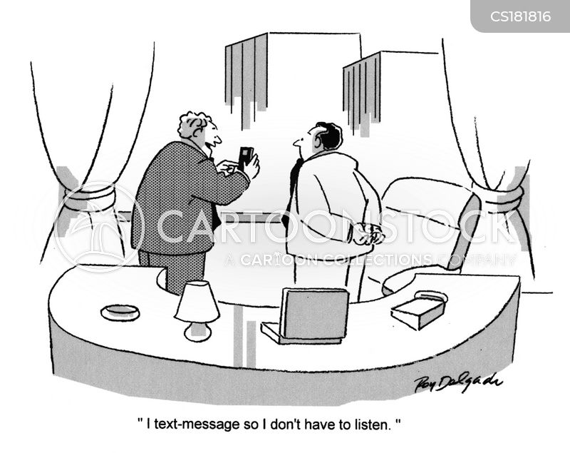 Communication Skills Cartoons and Comics - funny pictures ...