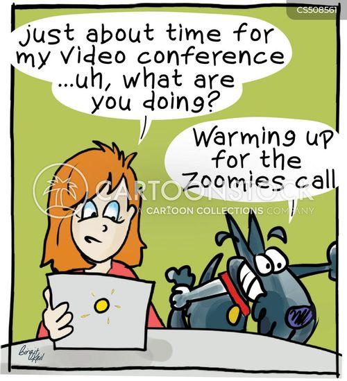 corona-virus cartoon