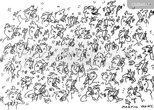 Cartoon Crowd Scenes Crowd Scenes Cartoon 1 of 2