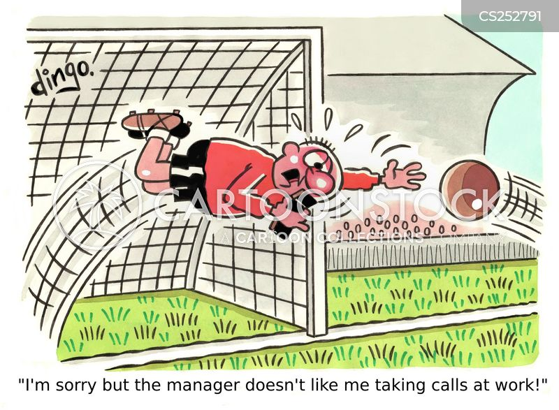 personal calls cartoon