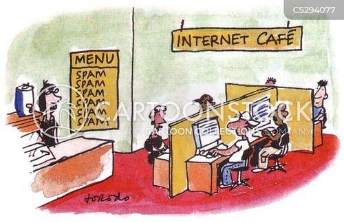 junk e-mail cartoon