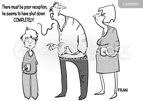 dependencies cartoon
