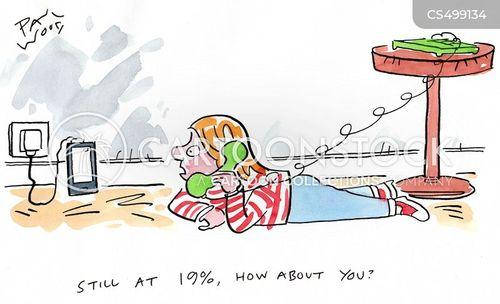 charging points cartoon