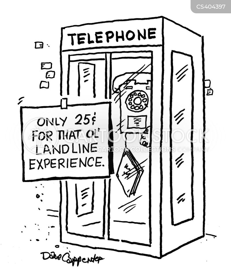 Land Line cartoons, Land Line cartoon, funny, Land Line picture, Land Line pictures, Land Line image, Land Line images, Land Line illustration, Land Line illustrations