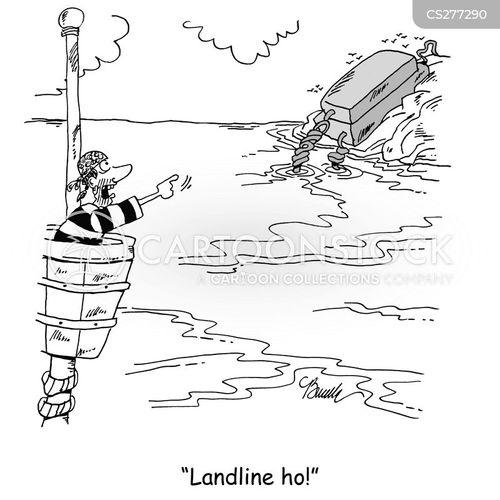 lookout cartoon