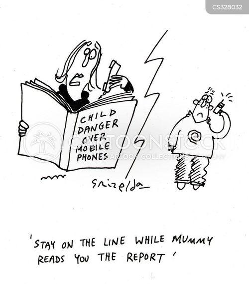 medical risks cartoon