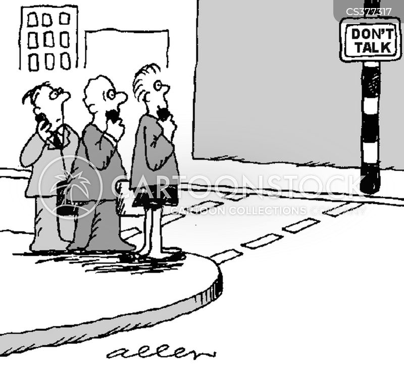 traffic signal cartoon