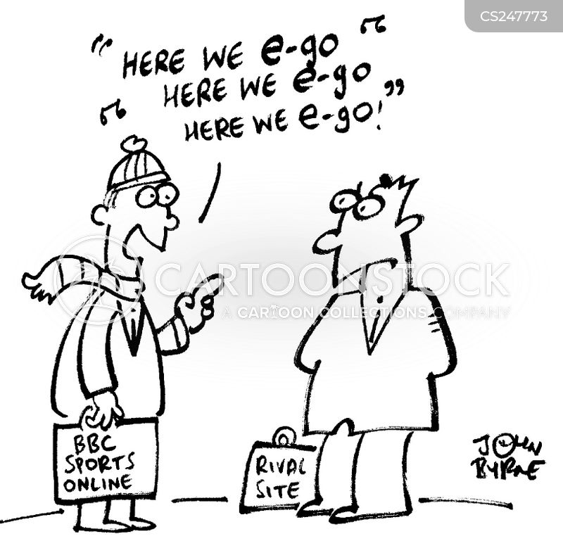 Bbc Sports Online Cartoons And Comics Funny Pictures From Cartoonstock