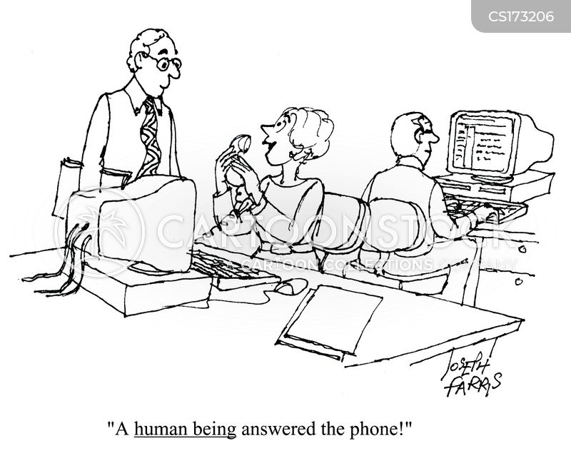 human beings cartoon