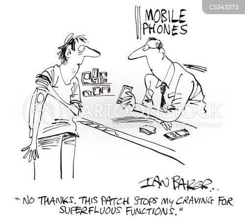 phoen shops cartoon