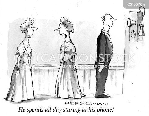 generation differences cartoon
