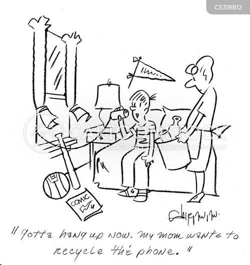 tins cartoon