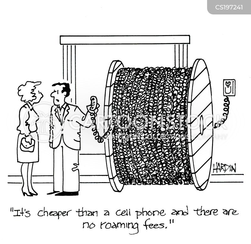 roaming fee cartoon