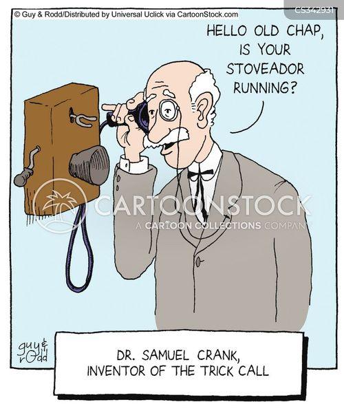 prank calls cartoon