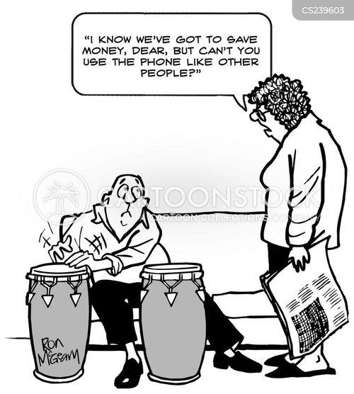 bongo cartoon