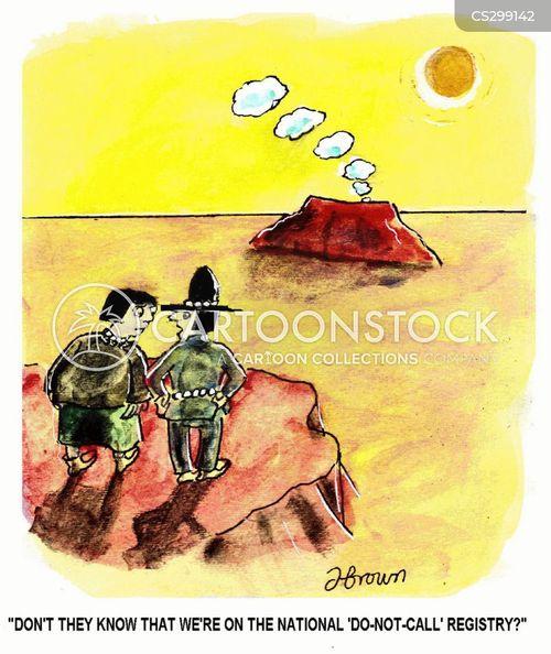 registry cartoon