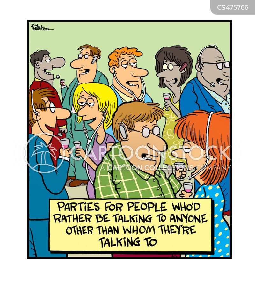 head-phone cartoon