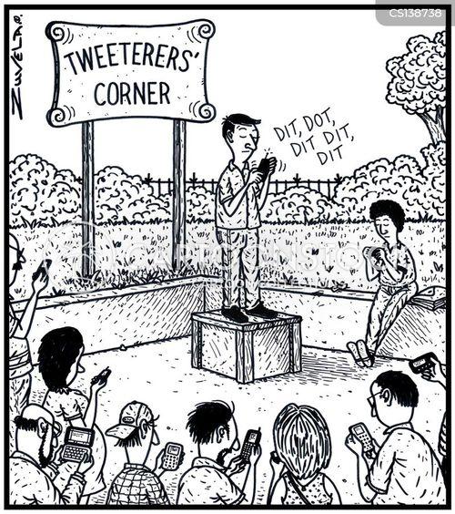 gen y cartoon