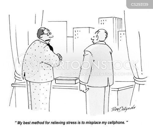 calms cartoon