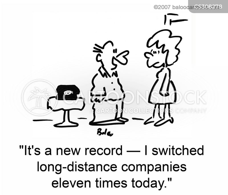 switched cartoon