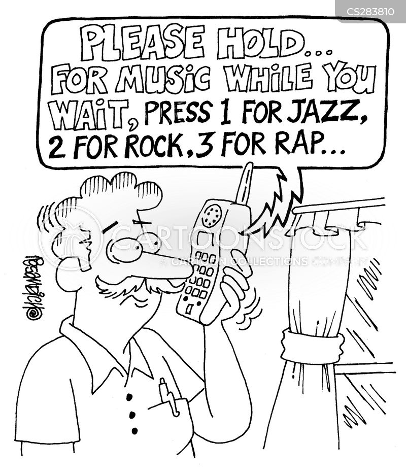 Background Music Cartoons and Comics - funny pictures from CartoonStock