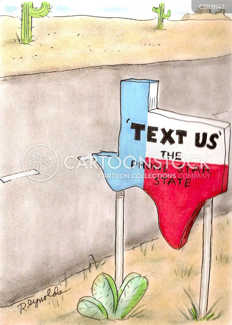 state cartoon