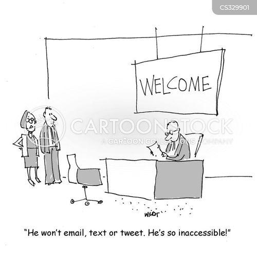 accessibility cartoon