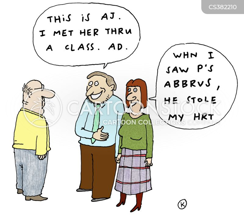 text speeches cartoon