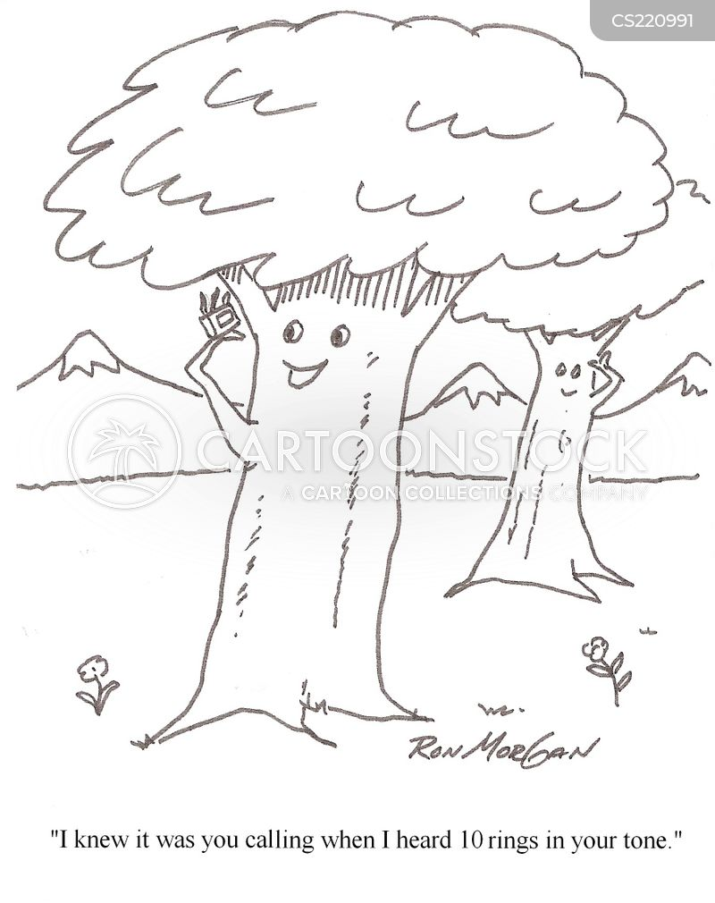 Tree Rings Cartoons And Comics Funny Pictures From Cartoonstock Polish your personal project or design with these cartoon tree transparent png images, make it even more personalized and more attractive. tree rings cartoons and comics funny pictures from cartoonstock