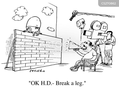 theatrical cartoon