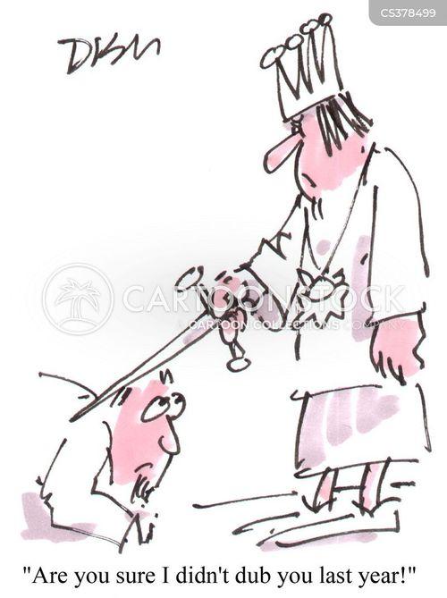 dubbing cartoon