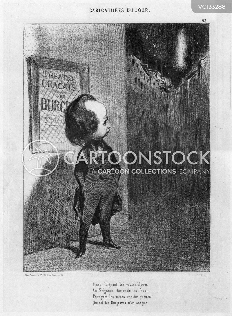 Victor Hugo cartoons, Victor Hugo cartoon, funny, Victor Hugo picture, Victor Hugo pictures, Victor Hugo image, Victor Hugo images, Victor Hugo illustration, Victor Hugo illustrations