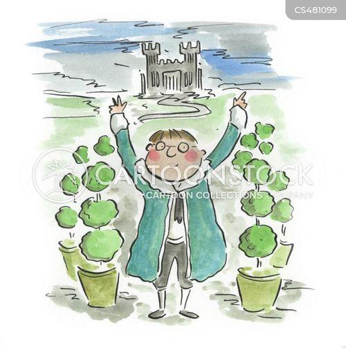 lordships cartoon
