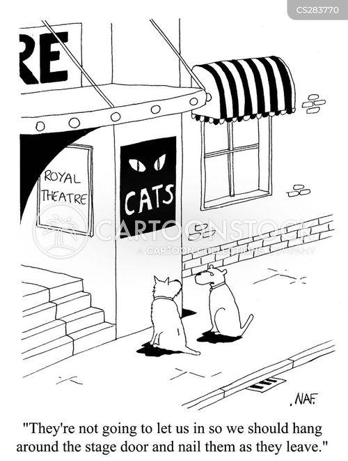 andrew lloyd webber cartoon