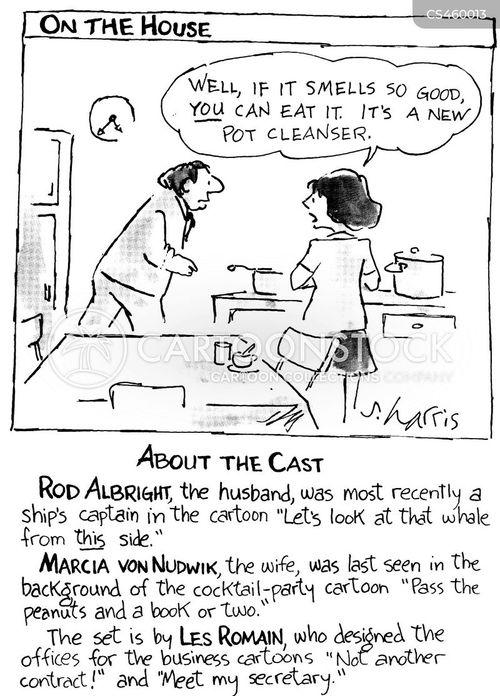 scenes cartoon